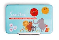 Lemon Eucalyptus, Citronella, Lunch Box, Stickers, Kids, Bento Box, Lemon Grass, Decals