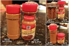 Dirt cheap spices and seasonings. Plus more steals and deals.