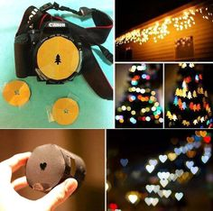 special effects with your camera for christmas photography