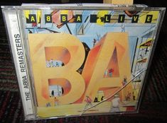 ABBA: ABBA LIVE MUSIC CD, THE ABBA REMASTERS, 14 GREAT TRACKS, GUC
