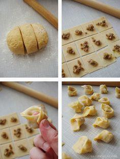 La cuisine creative: Torteline u supici