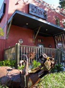 Ella's Americana Folk Art Café - Seminole Heights