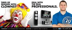 Quality product / professional service / best prices!