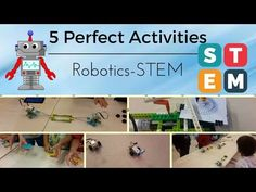 5 Perfect Robotics Activities in STEM Pedagogy - WeDo Lego Education Project Lego Robot, Robots, Lego App, Robotics Club, Lego Videos, Drawing Machine, Stem Projects, Parents As Teachers, Science And Technology