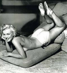 Мэрилин Монро (биография, 54 фото)