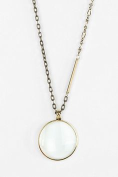 Found Object Pendant Necklace, $28.00 @Urban Outfitters.com