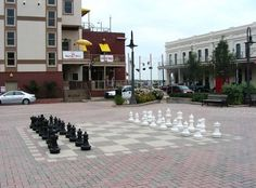 galveston strand | Picture of Chess on the Strand posted in the Galveston, TX gallery
