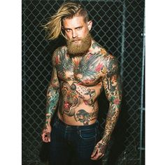 Photo by @lanedorsey  Beard by @apothecary87  Denim  @neuwdenim  @pushcanada @imodelmgmt @joymodel