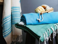 Online homewares at Australia's favourite place to shop - discover modern furniture and beautiful bedding for less. Bathroom Towels, Bath Towels, Bath Towel Sets, Luxury Bath, Home Signs, Scarfs, Warm Weather, Seaside, Articles