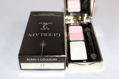 Guerlain Haul Post on Glamour. Glitter. Gloss. blog, featuring Colour Fusion 2 Shade Eyeshadow