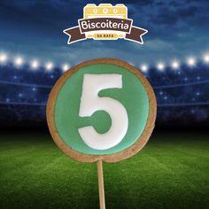 Biscoitos futebol / soccer cookies