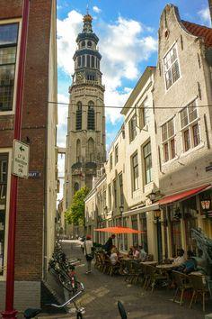 De Lange Jan in Middelburg, The Netherlands