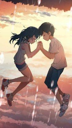 Weathering With You Hina Amano Hodaka Morishima Hd Mobile Love Anime Wallpaper 74 Images . Anime Backgrounds Wallpapers, Animes Wallpapers, Gaming Wallpapers, Anime Films, Anime Characters, Anime Guys, Manga Anime, Couple Manga, Cute Anime Couples