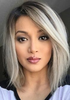 33 elegant bob hairstyles for Womens 2018