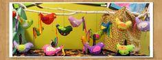 Embroidered birds by grade five. Embroidered Bird, Owls, Birds, Friends, Baby, Amigos, Owl, Bird, Babys