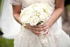 Brides usually develop sentimental value for their bouquet.