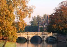 Autumn in Cambridge - Beautiful !