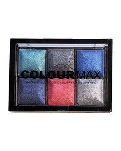 Technic Colour Max 6 Colour Baked Eyeshadows 6x2g #Technic