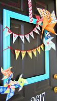 DIY Welcome Summer Door Hanger