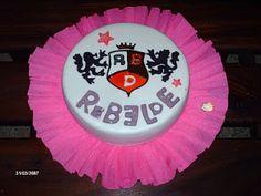 Destellos Eventos: Torta de Rebelde (RBD)