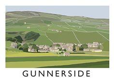 Gunnerside Art Print (A3) Chequered Chicken http://www.amazon.co.uk/dp/B00MLCKOHY/ref=cm_sw_r_pi_dp_cb95tb0SB9AVE
