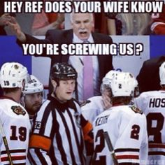 but really, do they know how to call slashing against the kings???