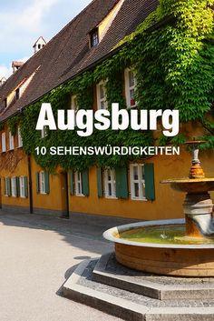 Augsburg Bayern Tipps Pin