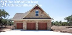 Rugged Craftsman Dream Home Plan - 16851WG thumb - 15