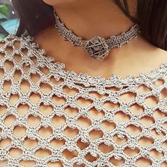"805 Likes, 4 Comments - Vanessa Montoro (@vanessamontoro) on Instagram: ""Raw Stone Choker Collection  
