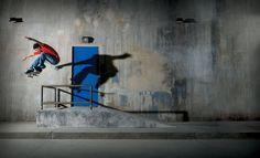 Josh Kalis, 360 flip, 2010. / Still Life: Blabac x DC