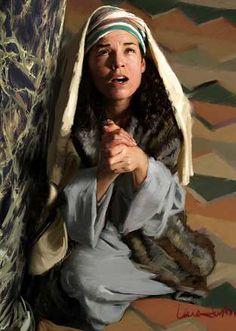 Handmaidens of the Lord: Hannah