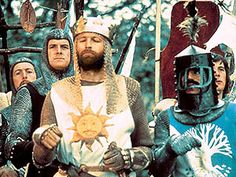 Monty Python Quest for the Holy Grail