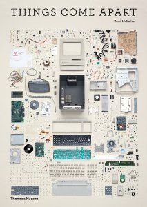 This is the coolest book ever & would make an awesome gift for a man (or anyone who likes to see how things come apart): Things Come Apart: A Teardown Manual for Modern Living