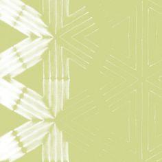 Designtex- Shibori Flower Large - Wallcovering - Products