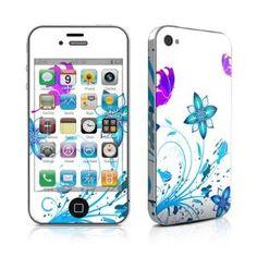 iPhone 4 Skin (High Gloss Finish) - Flutter