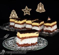 Hungarian Recipes, Tiramisu, Cheesecake, Deserts, Food And Drink, Sweets, Cookies, Ethnic Recipes, Sheet Cakes