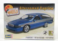 Alternomad Caprice Revell 85-4049 1/25 New Classic Car Model