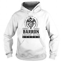 I Love BARRON Shirts & Tees
