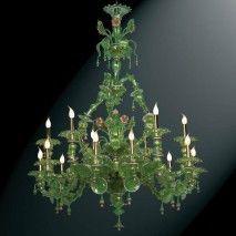 Rezzonico chandeliers of Murano (3)