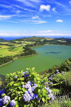Lagoa das Furnas - Açores Portugal