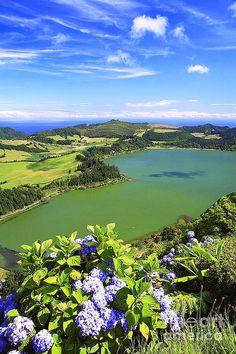 ✯ Fumas Lake, Portugal