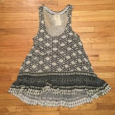 Free People sundress - size small Free People sundress - size small. Armpit to armpit - 18.5 inches. Length - 33 inches. Excellent condition. Free People Dresses