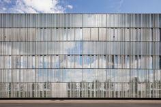 ©11h45 / Centre hospitalier Marne-la-Vallée (77) - Brunet Saunier Architecture