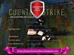 Juguemos con Linux: Guía, trucos y consejos para empezar a jugar con el nuevo Counter Strike Global Offensive. Gnu Linux, Ads, Learning, Hacks, Tips, Studying, Teaching, Onderwijs