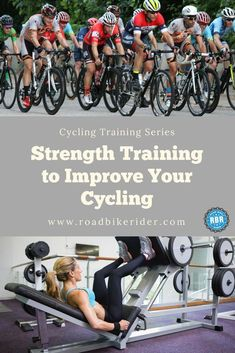 Weight Training Advice for Cyclists Get faster on your road bike by adding strength training to your routine. Learn why it makes you a better cyclist, and healthier too. Cycling Tips, Cycling Workout, Cycling Quotes, Women's Cycling, Cycling Jerseys, Training Plan, Weight Training, Strength Workout, Strength Training