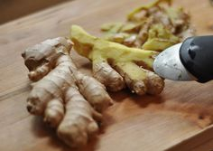 Five Ways to Eat: Fresh Ginger