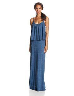 C&C California Women's Triblend Ruffle Tank Dress, Limoges, Medium C&C California http://www.amazon.com/dp/B00J4K2DIE/ref=cm_sw_r_pi_dp_xdZOtb1PAE0S8WEZ