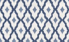 Windsor Diamond Midnight Blue wallpaper by Architects Paper