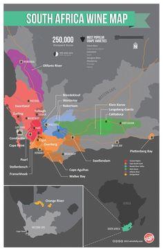 South Africa Wine Map https://www.pinterest.com/pin/124412008429973371