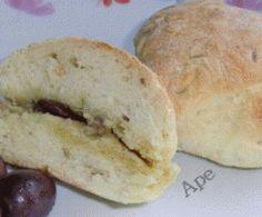 Muffolette (Panini con semi di finocchietto)